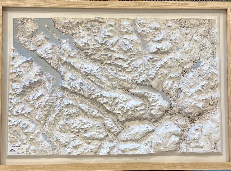 Trollheimen (inkl Oppdal)