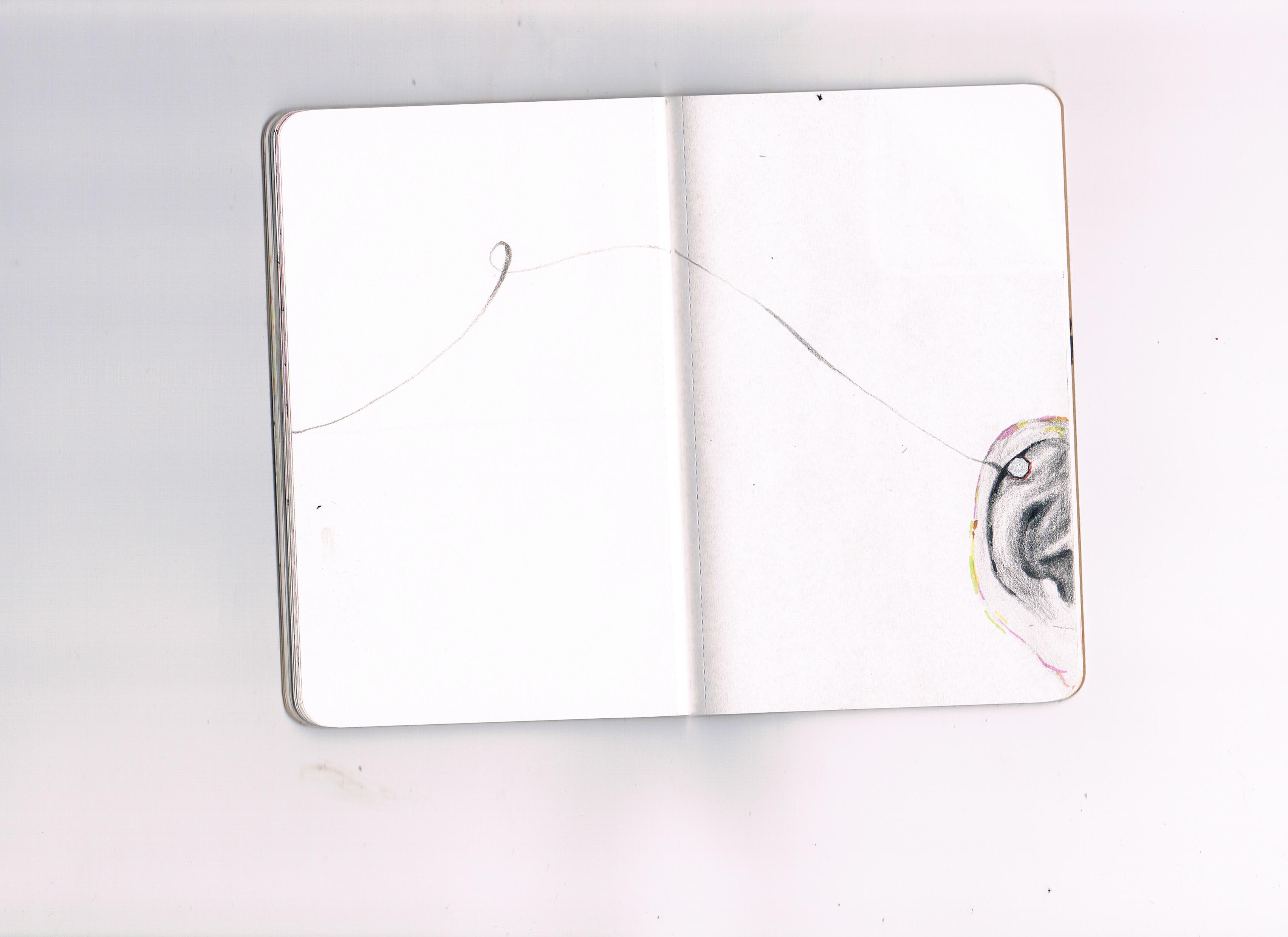 Sketchbook Project 23