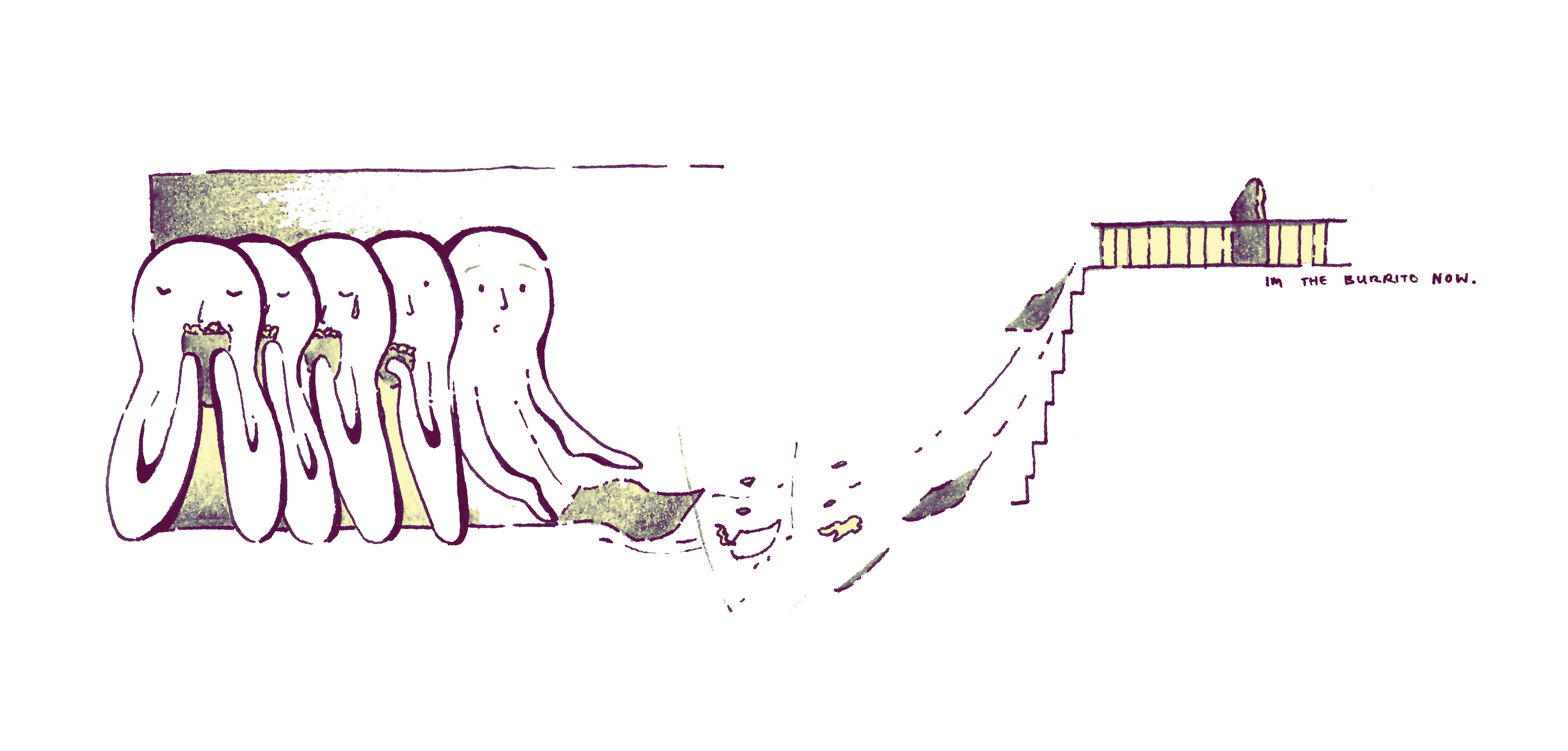 Burrito Comic