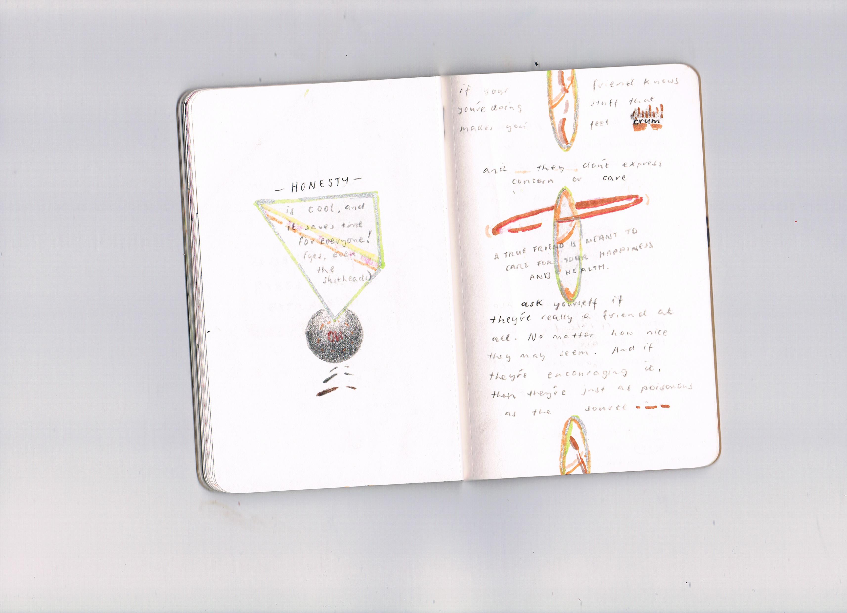 Sketchbook Project 26