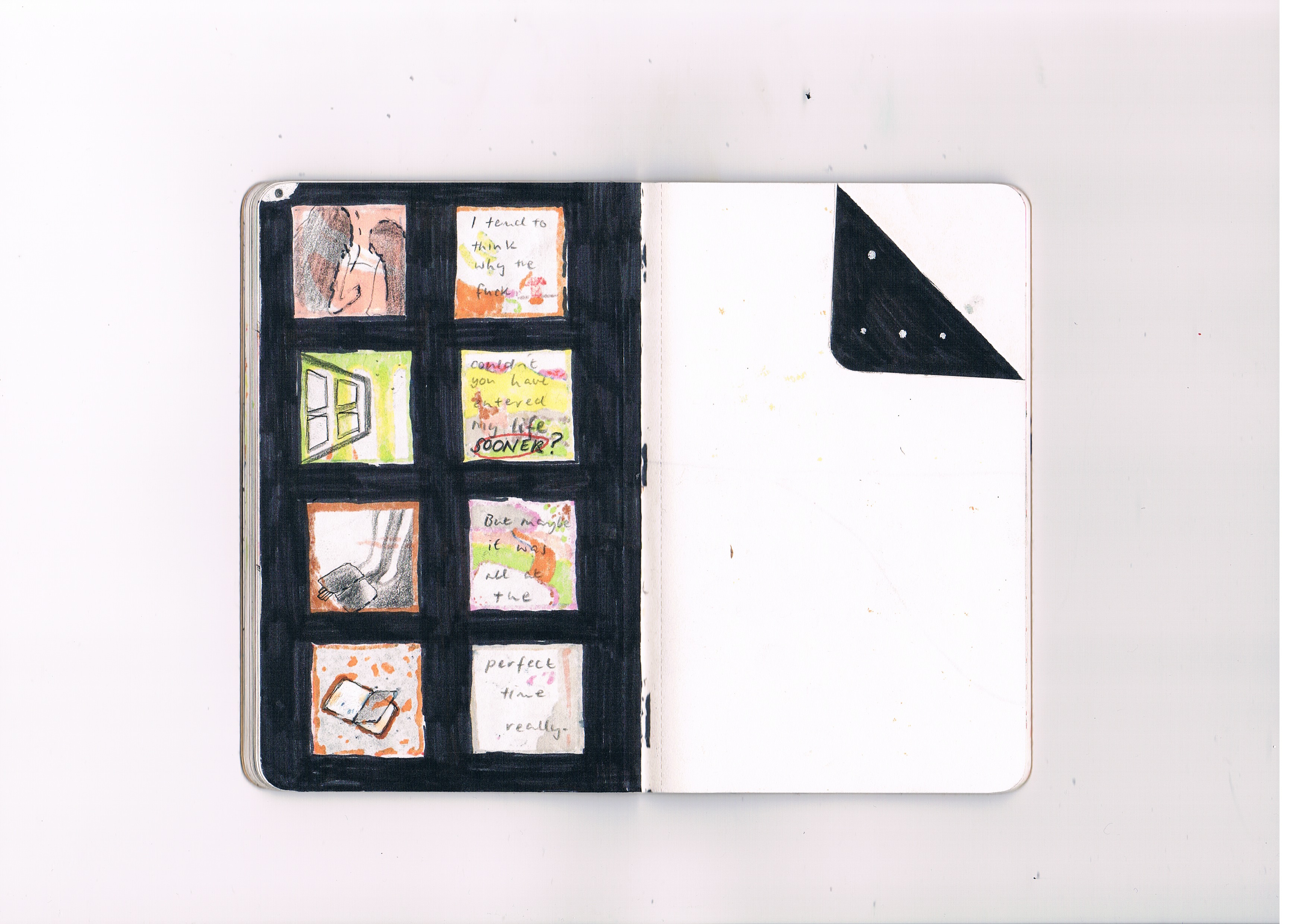 Sketchbook Project 19