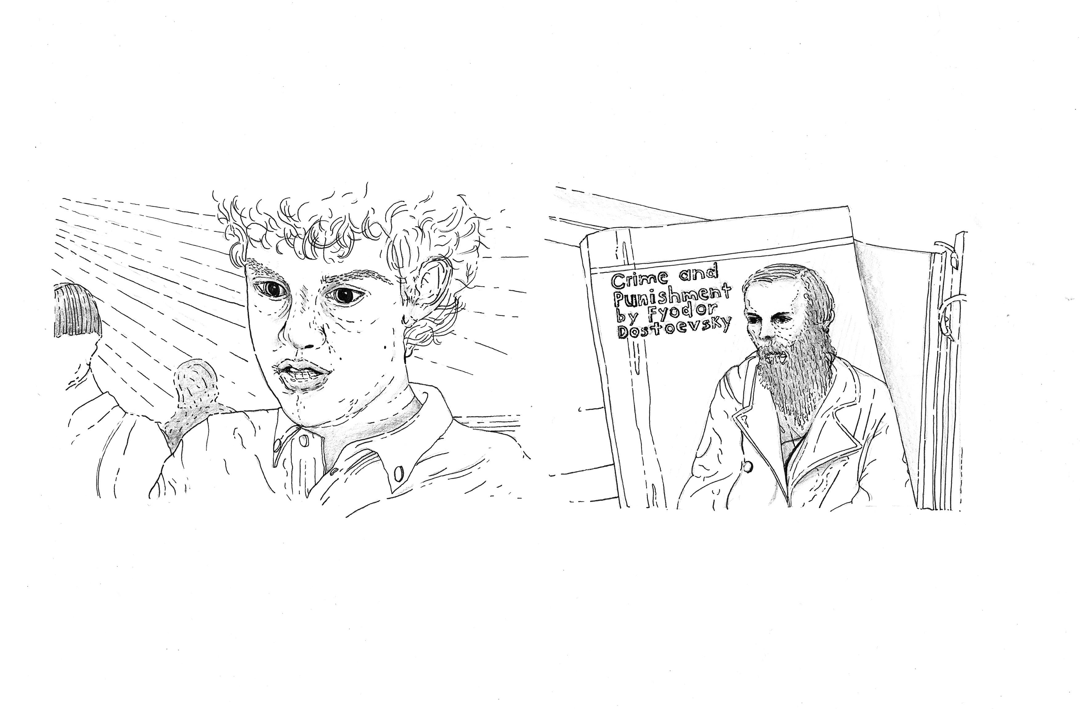 Sam Weir: Crime and Punishment