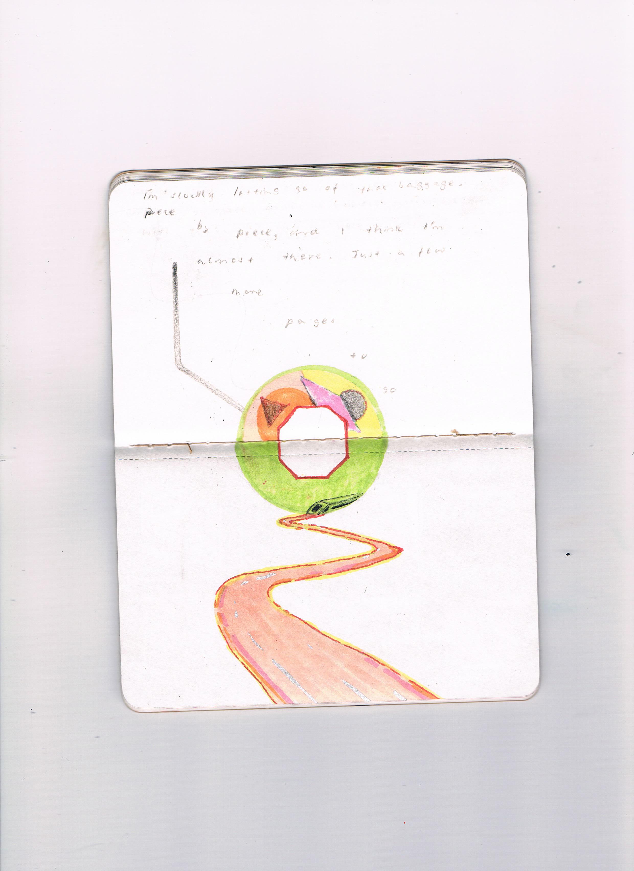 Sketchbook Project 17