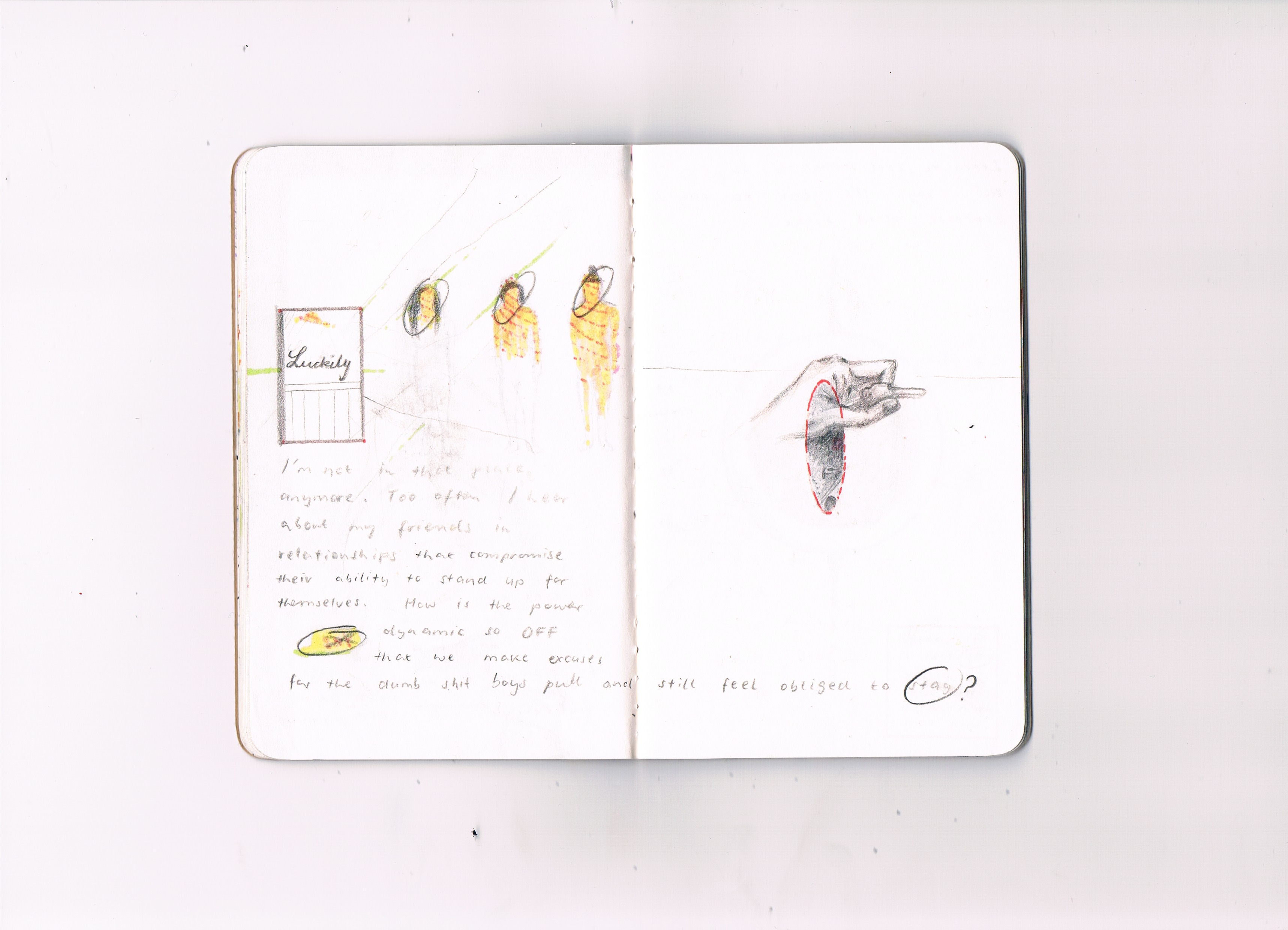 Sketchbook Project 13