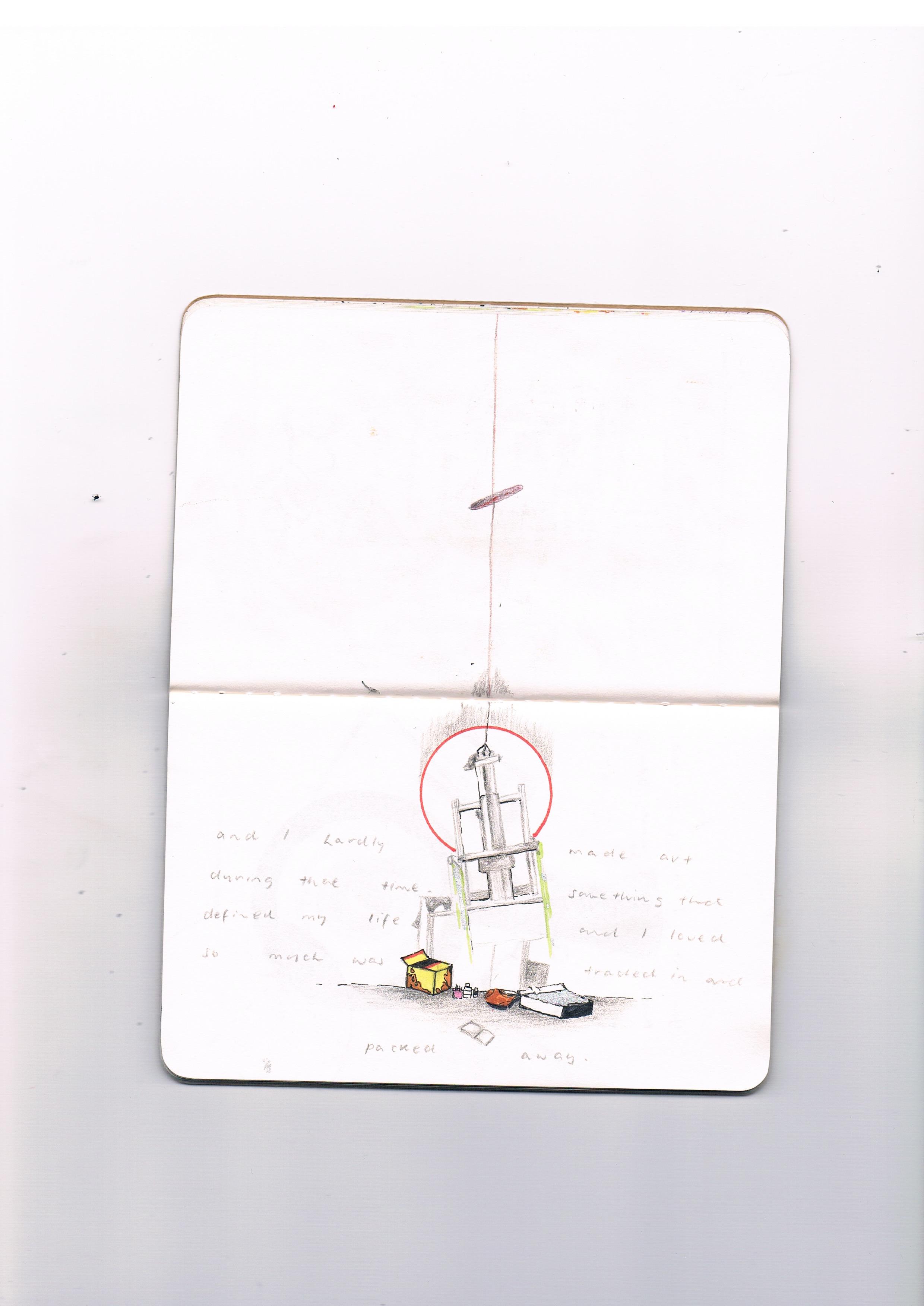 Sketchbook Project 10