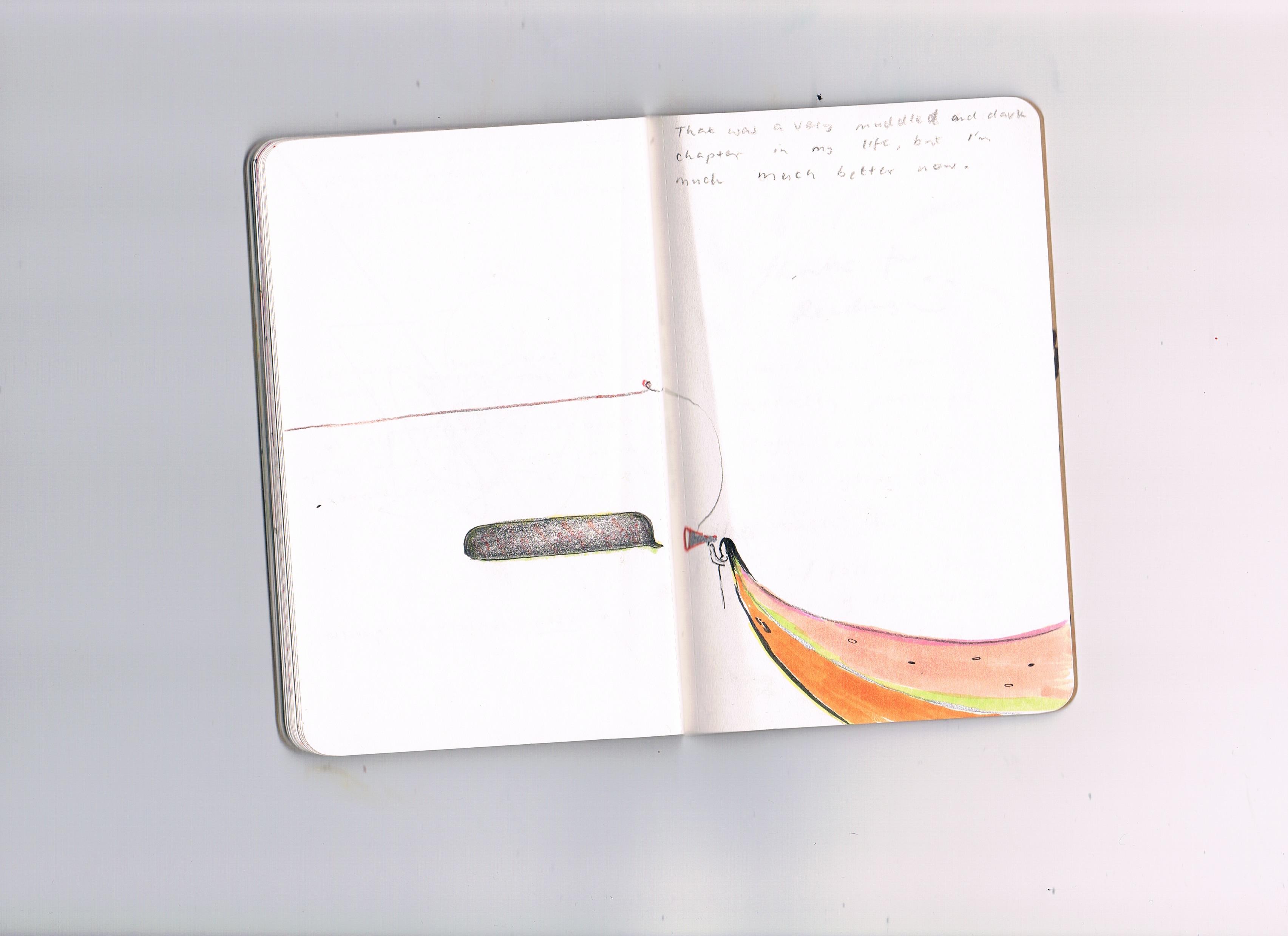 Sketchbook Project 29