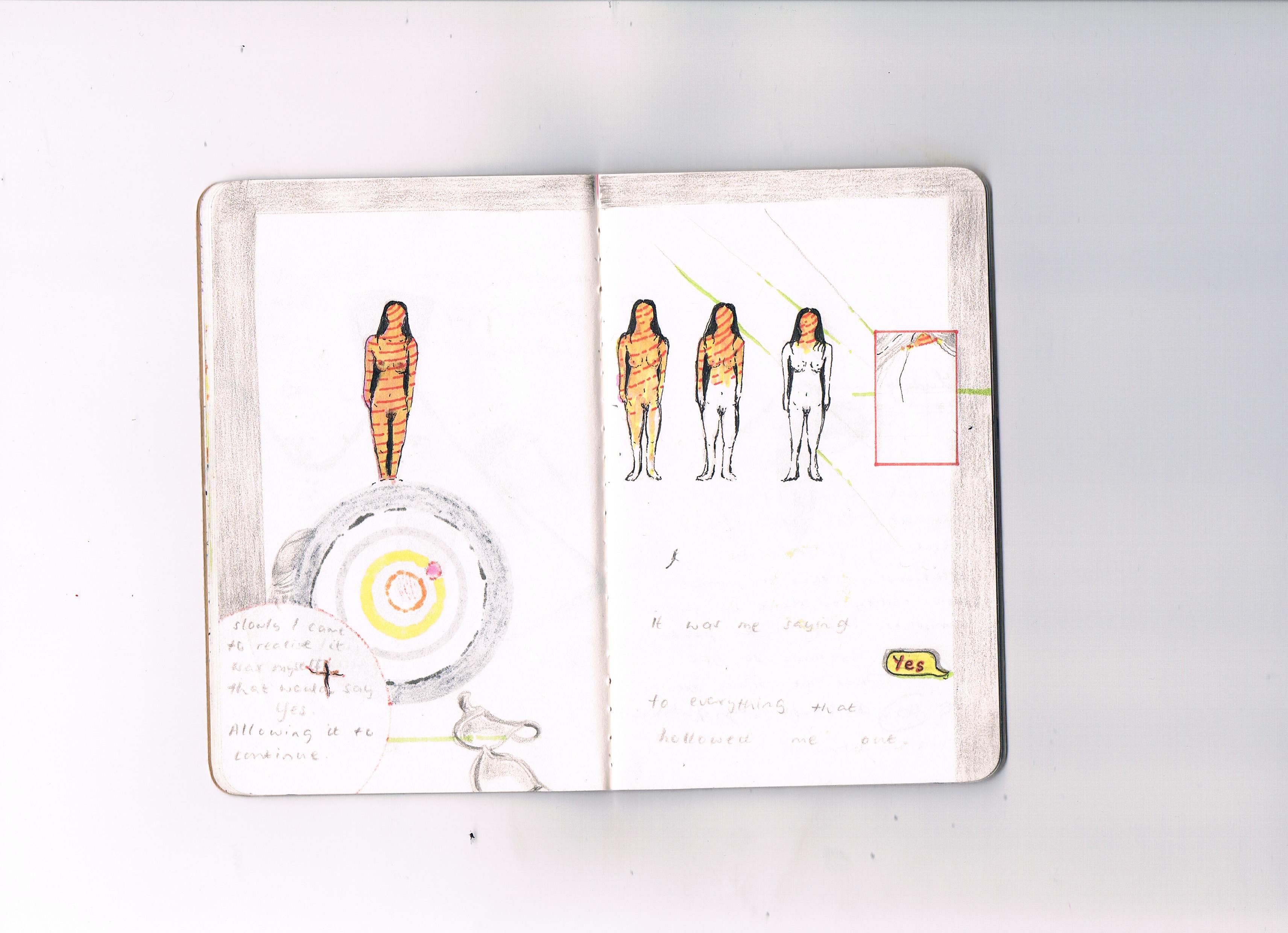 Sketchbook Project 12