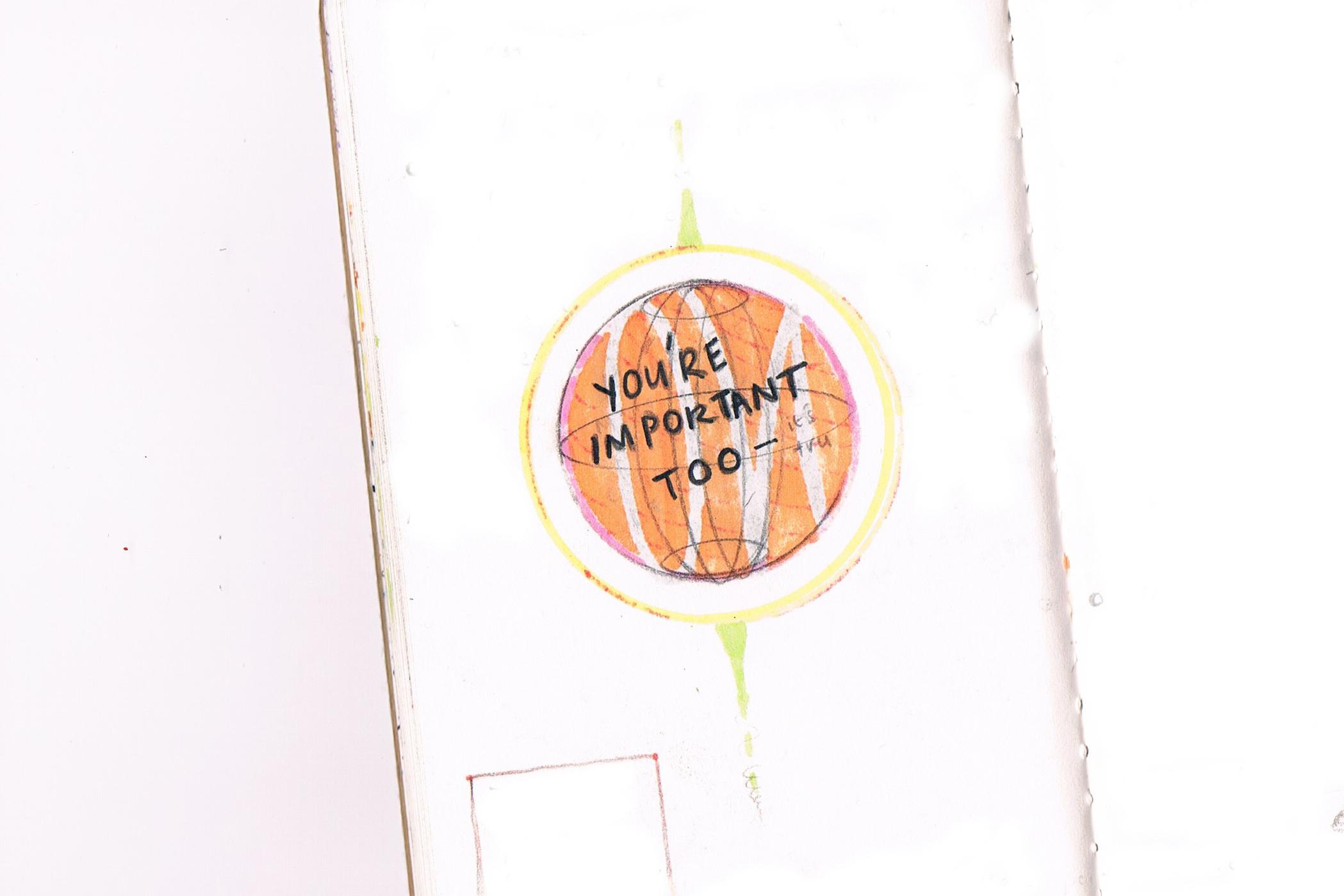 Sketchbook Project 15