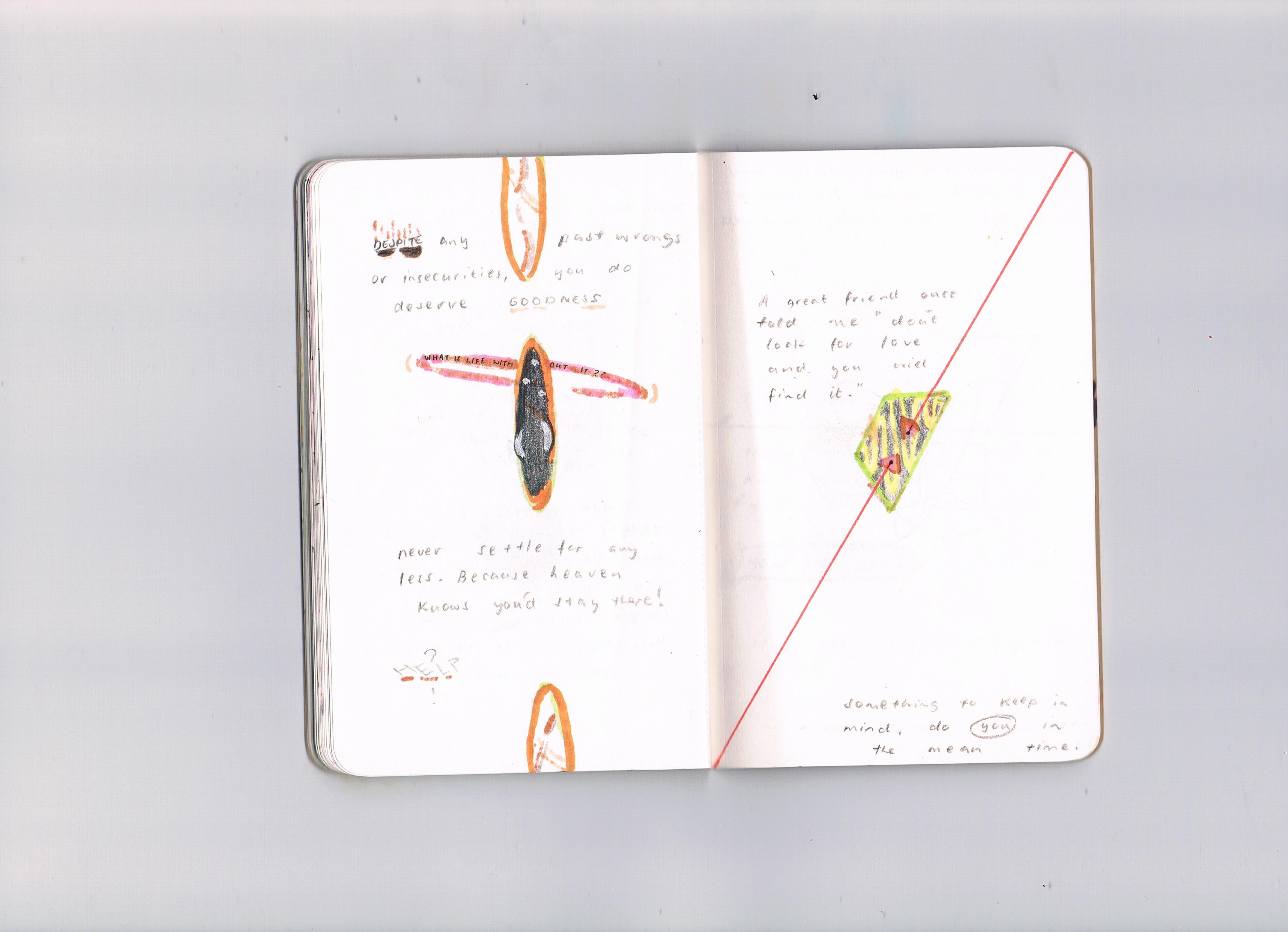Sketchbook Project 27