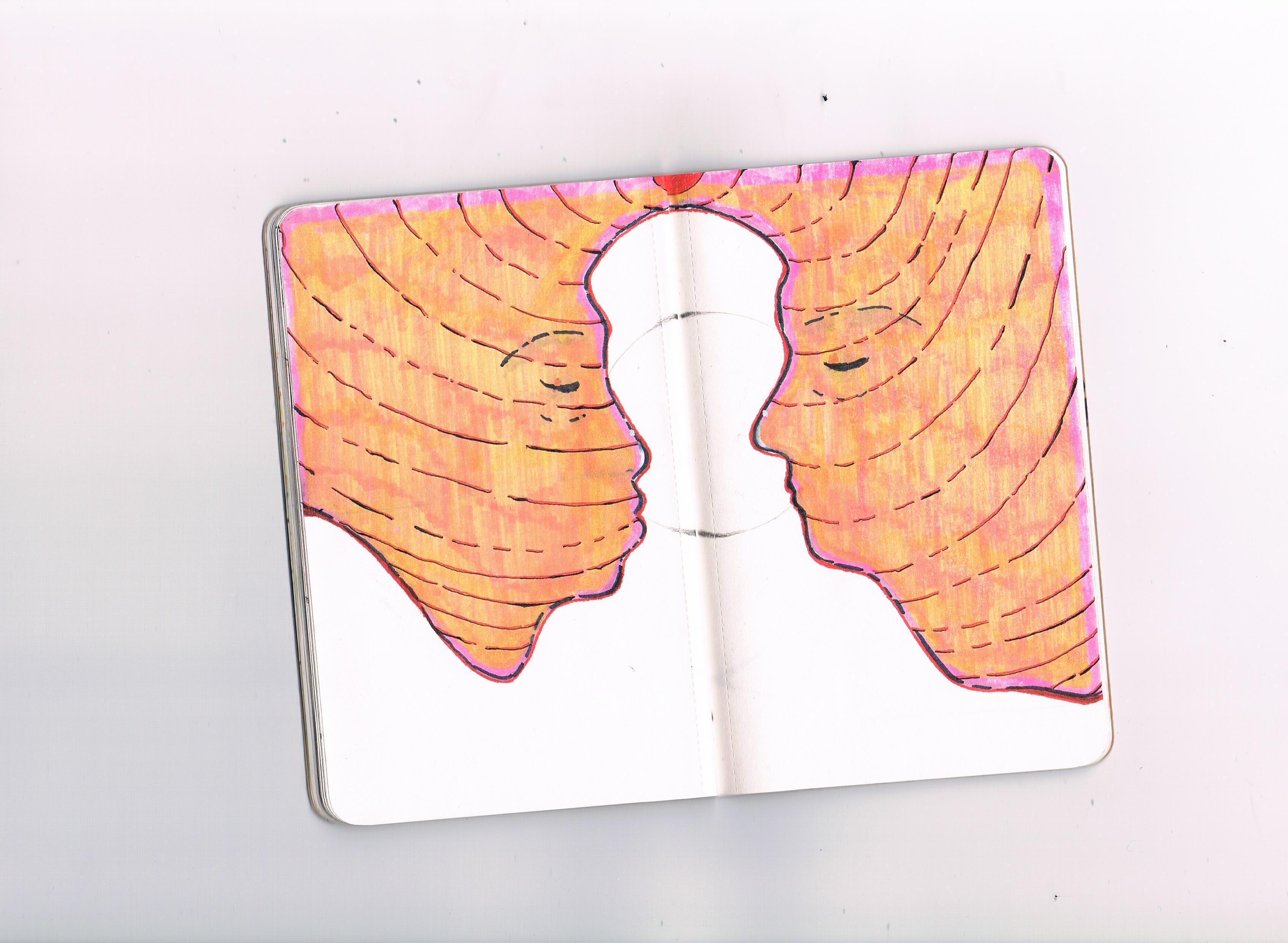 Sketchbook Project 20