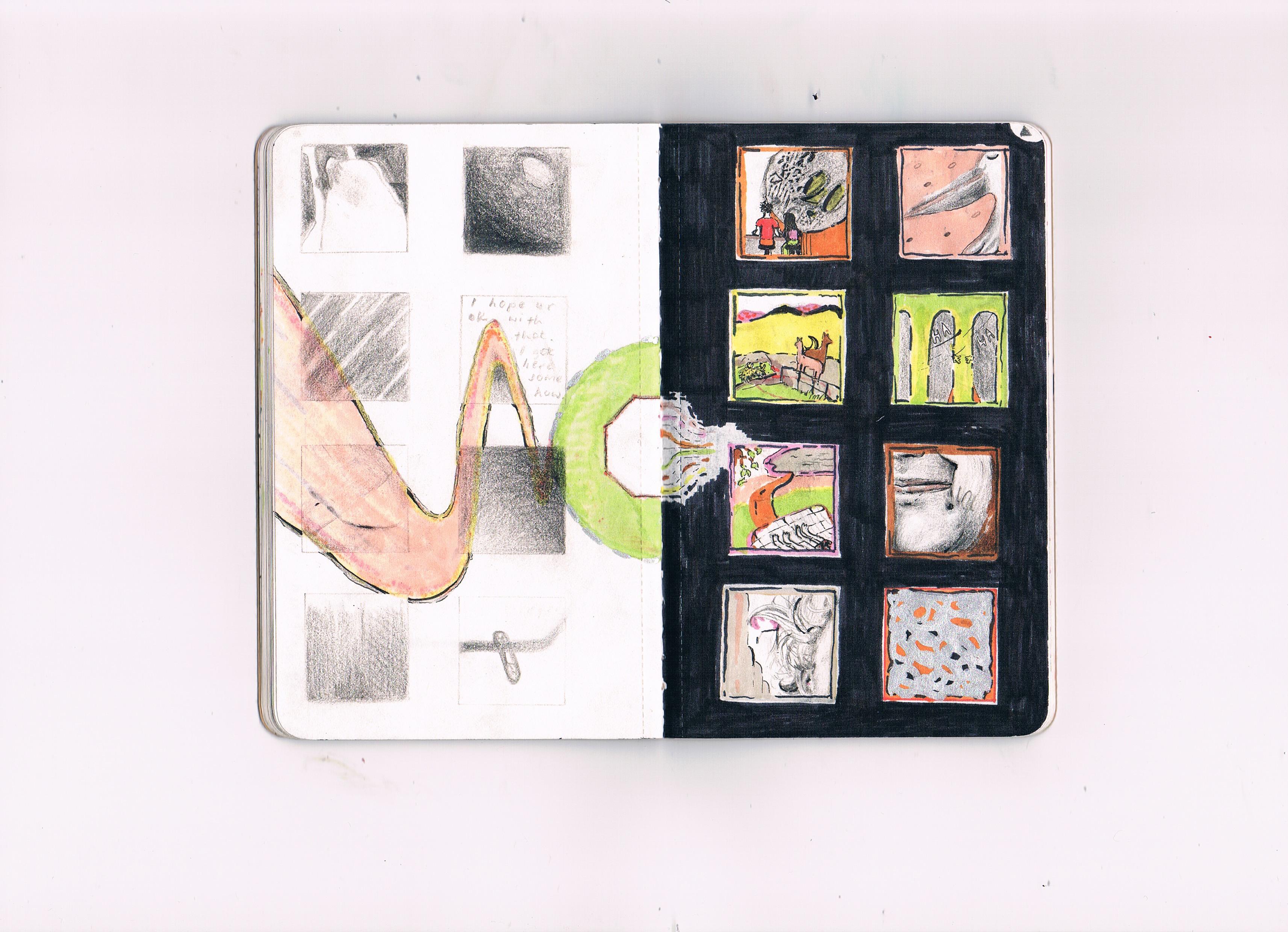 Sketchbook Project 18