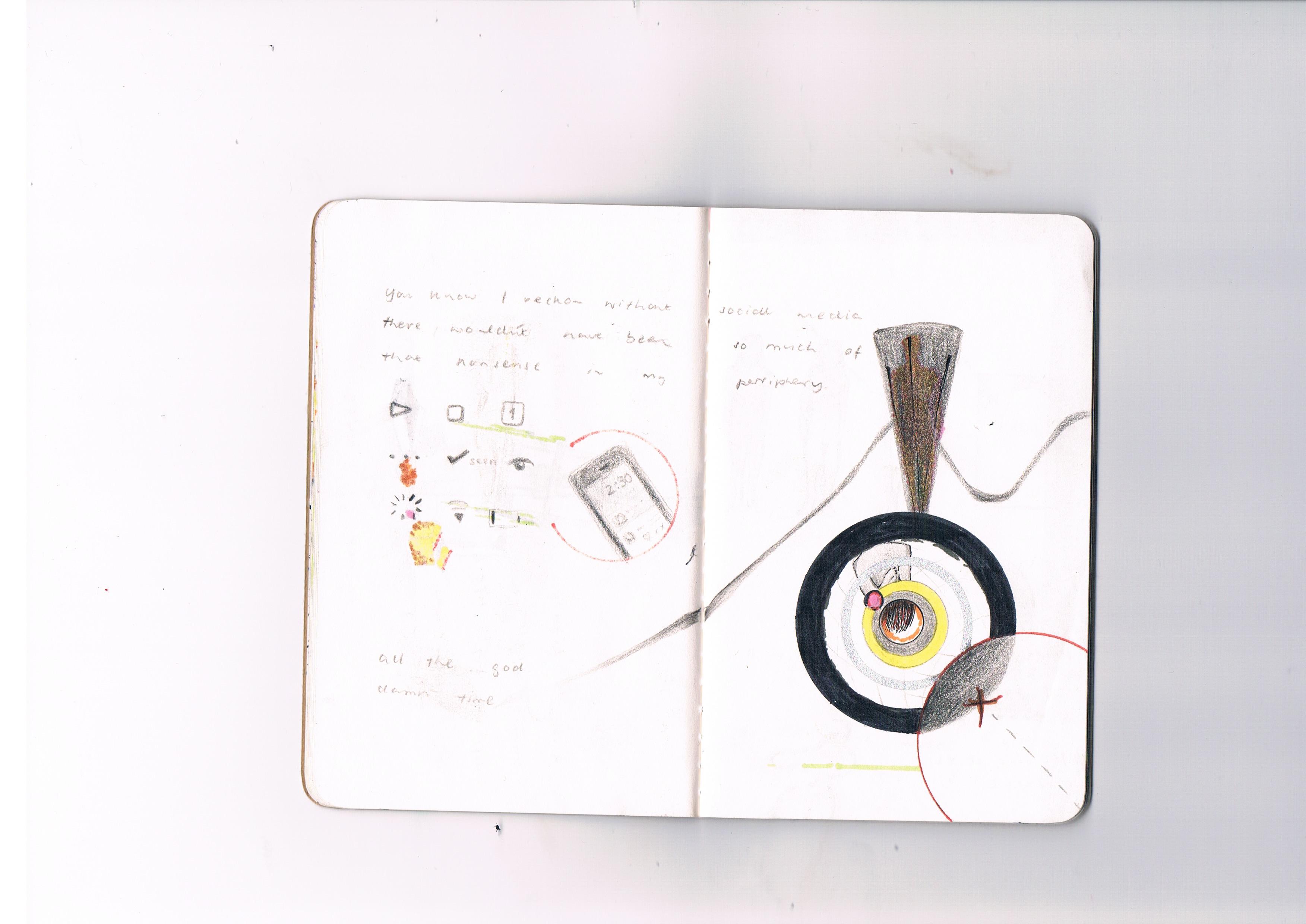 Sketchbook Project 11