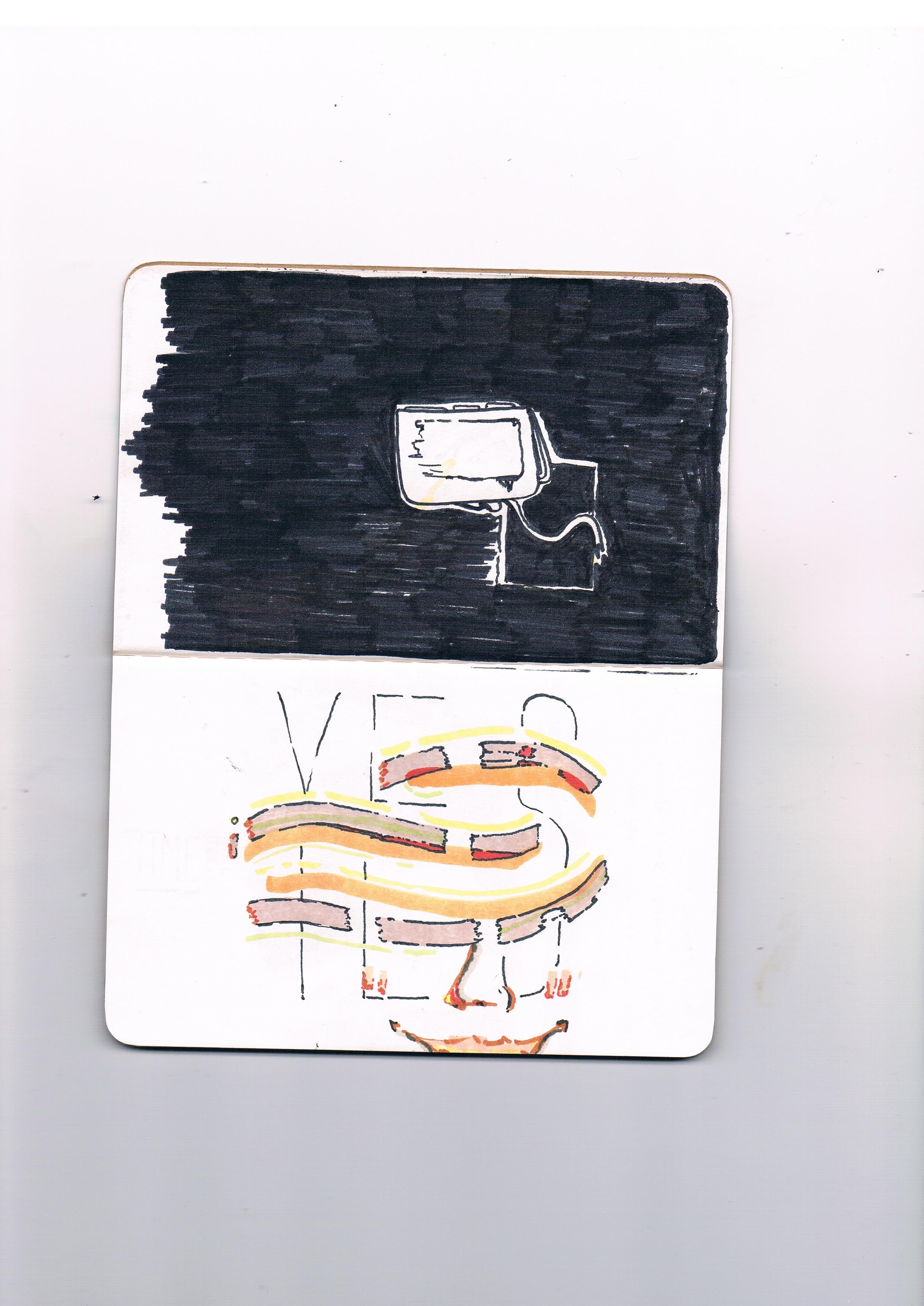 Sketchbook Project 4