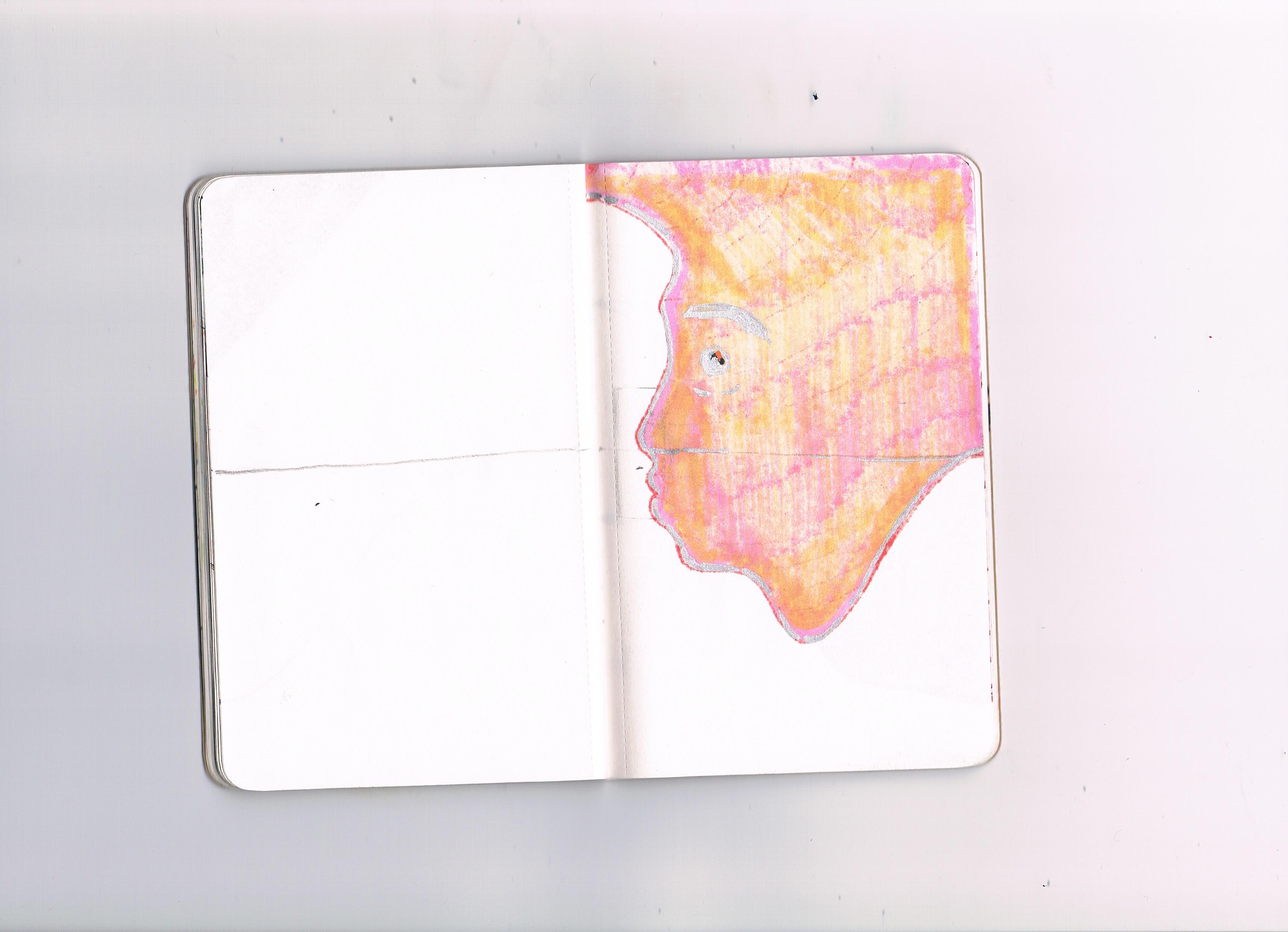 Sketchbook Project 020
