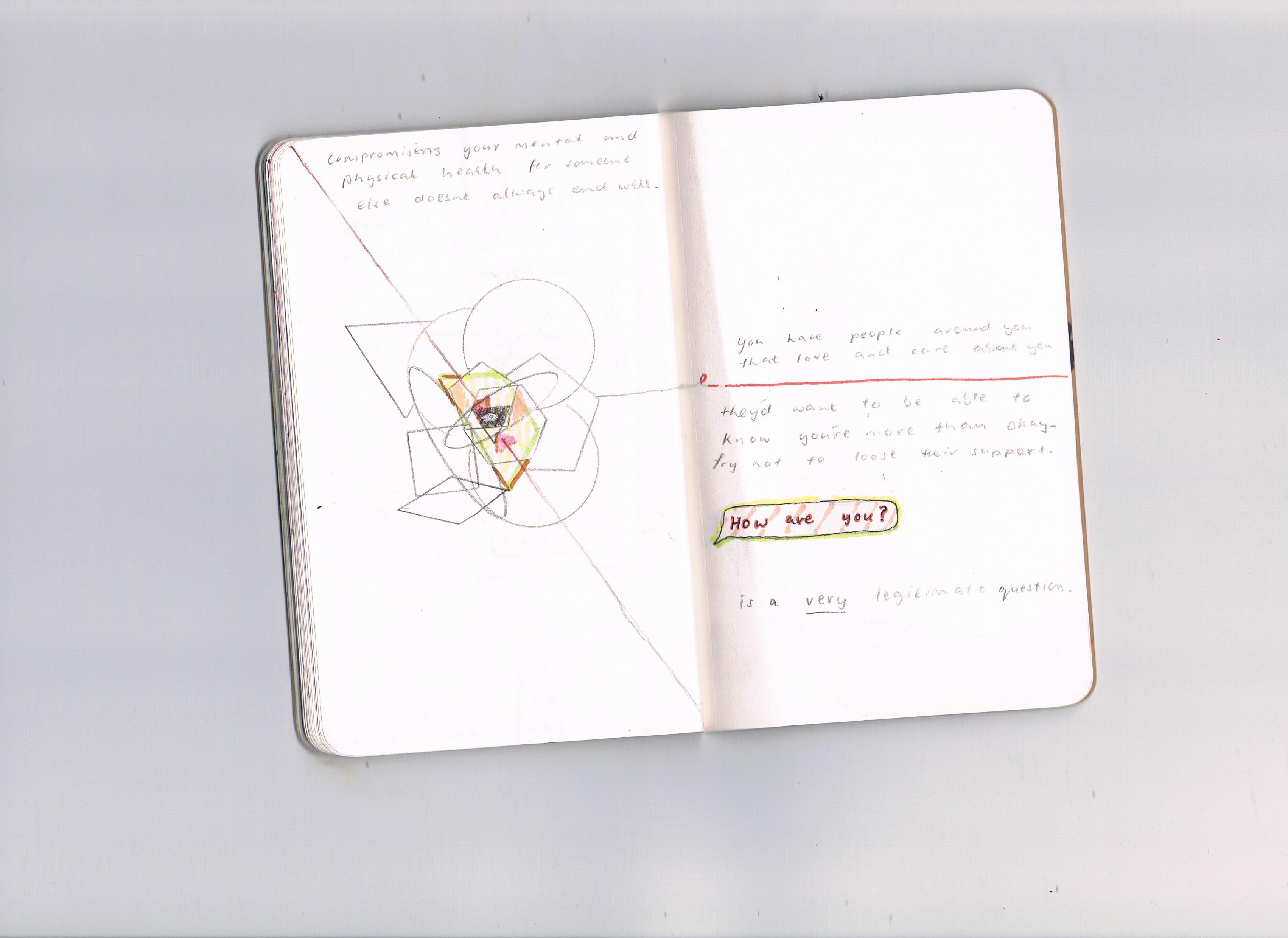 Sketchbook Project 28