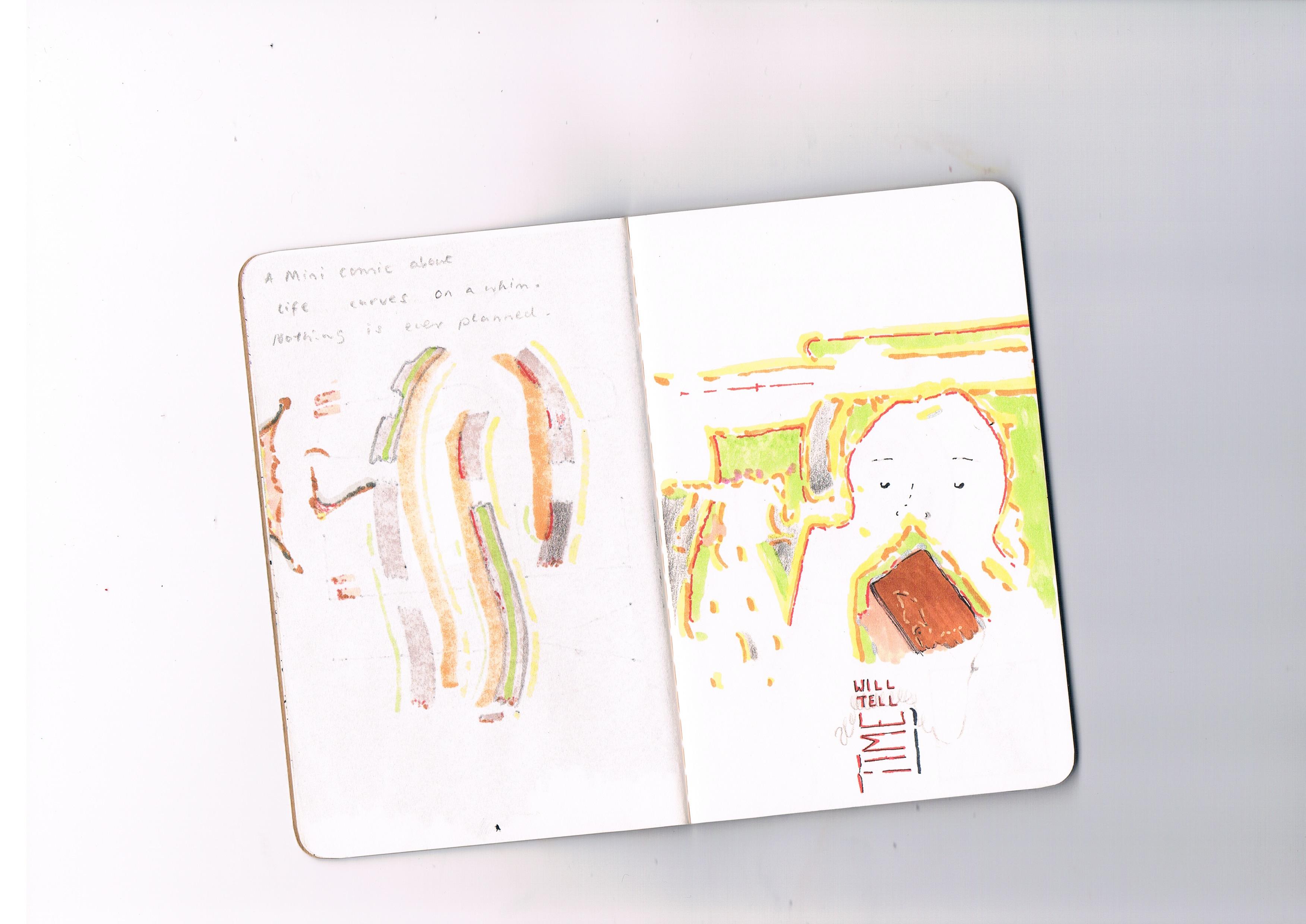 Sketchbook Project 5