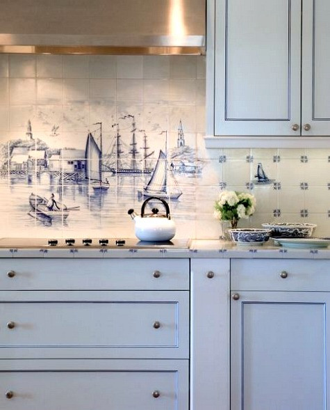 Coastal Kitchen style