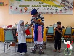 2017.10.09 Show MBW Perkim Orphanage with Robert Sode Alor Setar Malaysia 5 bis
