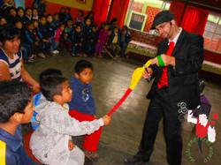 2015.10.06 5pm Show Aldea Infantil SOS Peru Zarate, San Juan de Lurigancho, Lima, Peru 3 bis