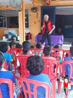 2017.09.11 Show MBW Pusat Jagaan Kasih Sayang Angel Orphanage Melaka Malaysia 11 bis