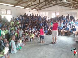 2019.05 Show Adawso Village, Ghana