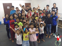 2017.06.16 Chin Refugee School Agape in KL, Malaysia 1 bis