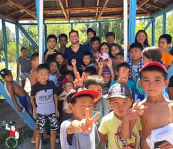 Autochtones and street children
