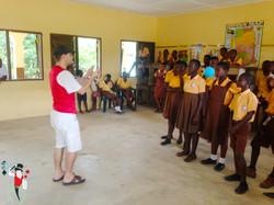2019.05 Show Asuoyaa School, Ghana