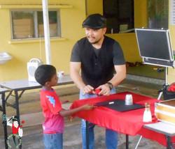 2017.10.22 Show MBW Hope Children Centre Rumah Anak Yatim Orphanage Melaka Malaysia 5 bis