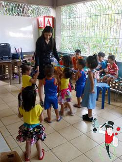 2017.09.09 Show MBW Am Saint Rita Orphanage Paranaque Manila 2 bis