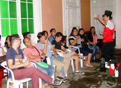 2016.02.10 Show de magia Espaanglisch, Trujillo, Peru 1 bis