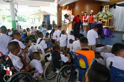 2017.07.06 Show Sri Sangvalya school for children with disability in Khon Kean, Thailand 4 bis