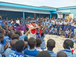 2019.05 Show St Thomas School, Accra