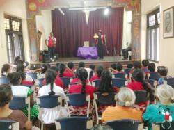 2019.02 Orphanage Sri Lankadhara Soc