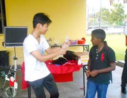 2017.10.22 Show MBW Hope Children Centre Rumah Anak Yatim Orphanage Melaka Malaysia 3 bis