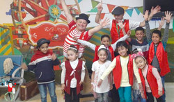2019.04 Show Children Hospital Cairo