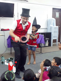 2017.09.08 Show MWB Burmese Refugee School KL Malaysia 2 bis