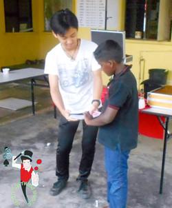 2017.10.22 Show MBW Hope Children Centre Rumah Anak Yatim Orphanage Melaka Malaysia 2 bis