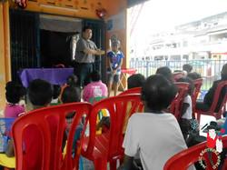 2017.09.11 Show MBW Pusat Jagaan Kasih Sayang Angel Orphanage Melaka Malaysia 17 bis