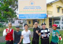 2017.10.22 Show MBW Hope Children Centre Rumah Anak Yatim Orphanage Melaka Malaysia 7 bis