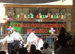 2014 Show Orphanage and Hospital Hogar San Francisco de Asis, Chaclacayo, Peru