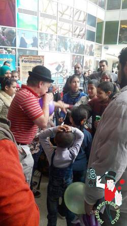 2018.02 Show Children Hospital Cairo