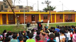 2015.10.06 4pm Show Centro Comunitario SOS Peru Huascar, San Juan de Lurigancho, Lima, Peru 2 bis