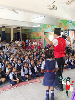 Show MBW Mauli Jagran High School