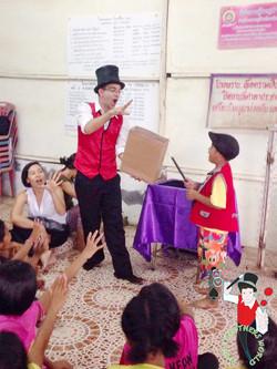 2017.08.25 MBW Show Bann Muong Wan Village Khon Kaen 3 bis