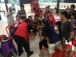 Show MBW Widhya Asih Badung, Bali