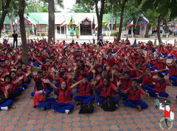 2017.08.24 MBW Show Kam Kaen Nakorn Public School Khon Kaen 1 bis