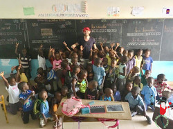 2017.10.28 Show MBW School Djembele Senegal