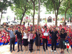 2017.08.24 MBW Show Kam Kaen Nakorn Public School Khon Kaen 5 bis