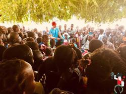 2017.10.24 Show MBW School Kayar Senegal